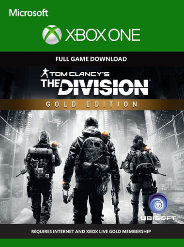 k b tom clancy 39 s the division gold edition xbox one. Black Bedroom Furniture Sets. Home Design Ideas