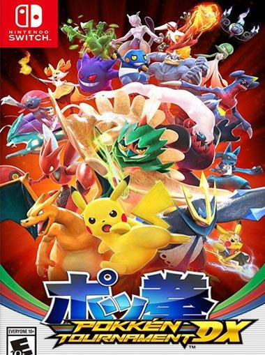 Comprar Pokken Tournament Dx Nintendo Switch Juego Para Pc