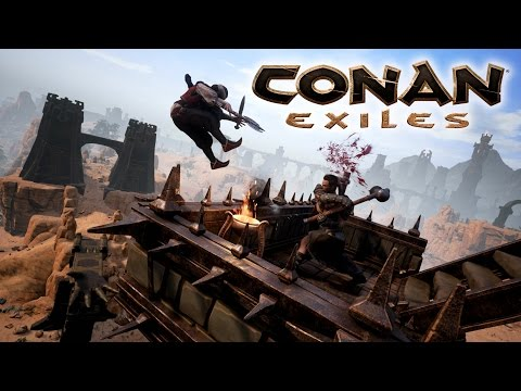 Køb Conan Exiles - Steam Conan Exiles - Steam  Conan Exile