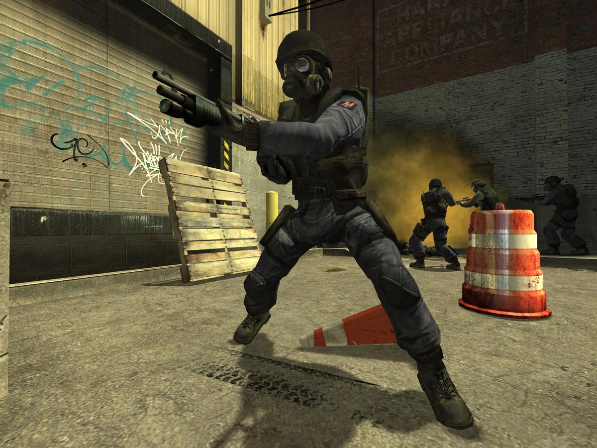 Counter-Strike: Source - Скриншот 1