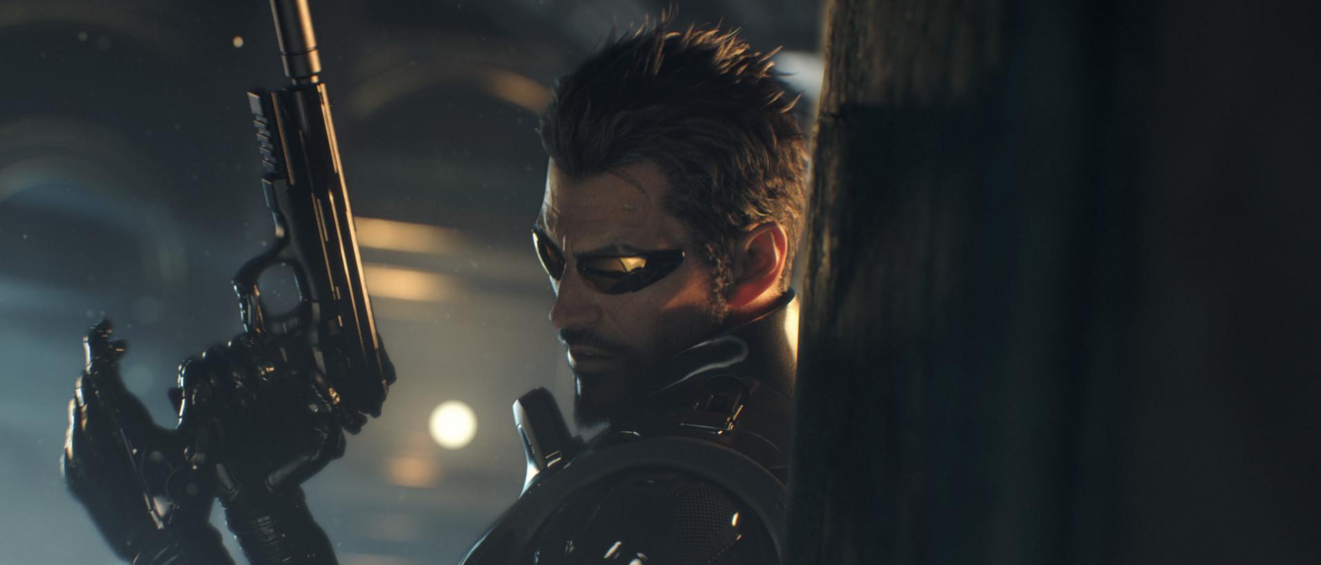 Køb Deus Ex: Mankind Divided PC spil   Steam Download