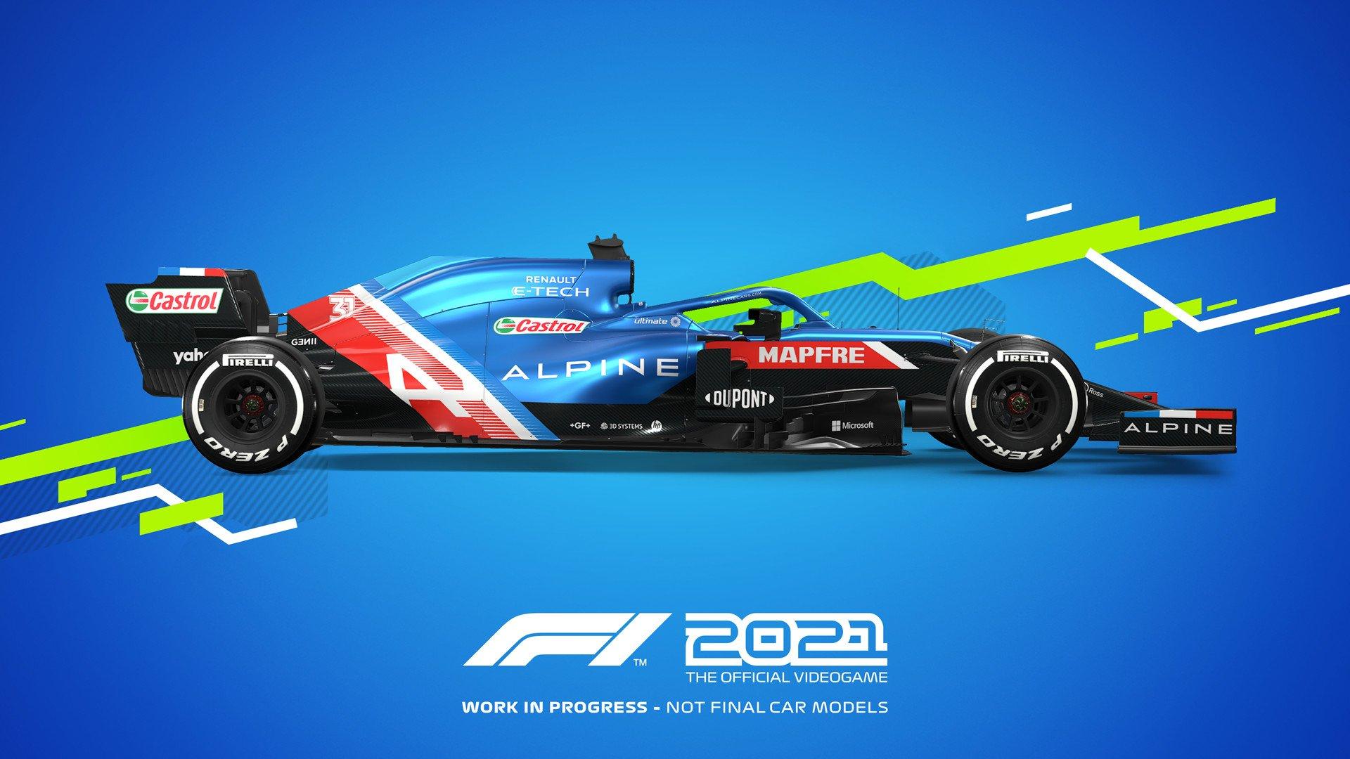 Acheter F1 2021 - PS4/5 Digital Code   Playstation Network