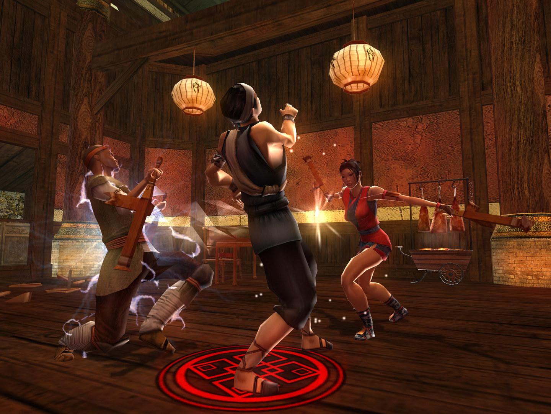 Скриншоты jade empire