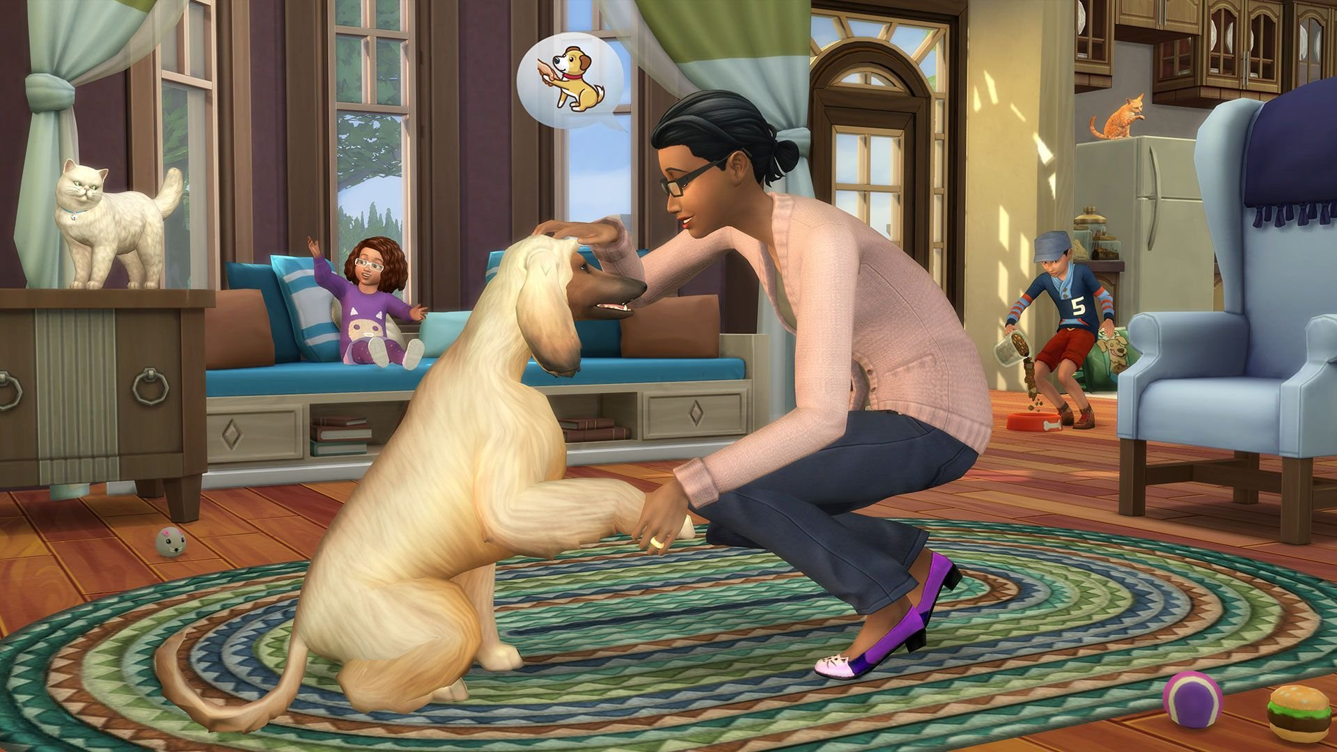 Sims  Cats And Dogs Pre Order Orgin