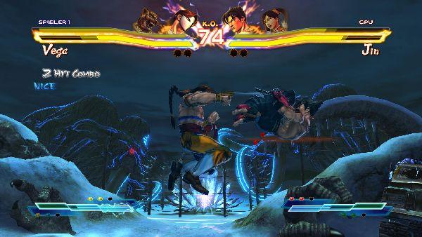 Køb Street Fighter X Tekken PC spil | Games For Windows Live Download