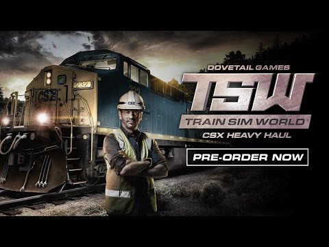 Steam train sim world