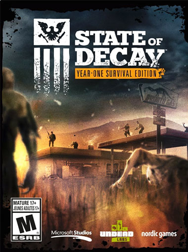 State of Decay patched on Steam for PC VG247