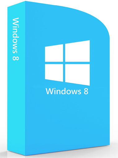Køb Microsoft Windows 8 Professional 32/64 bit PC spil | Download