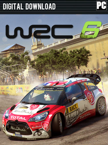 k b wrc 6 world rally championship pc spil steam download. Black Bedroom Furniture Sets. Home Design Ideas