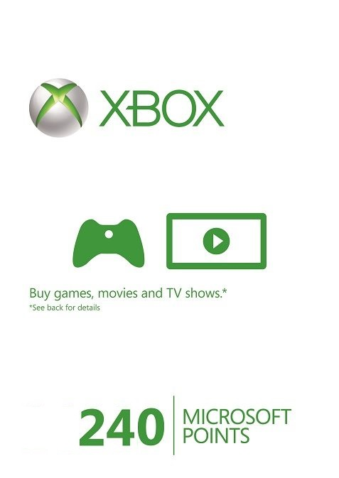 how to buy games with microsoft points on xbox one