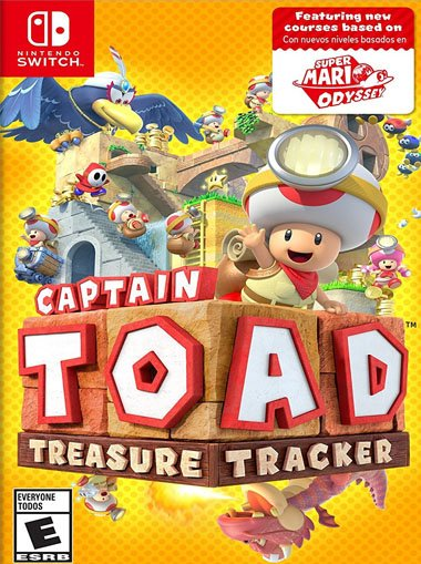 acheter captain toad treasure tracker nintendo switch. Black Bedroom Furniture Sets. Home Design Ideas