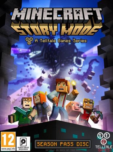 Kaufen Minecraft Story Mode A Telltale Game Series PC Spiel - Minecraft pc spiele