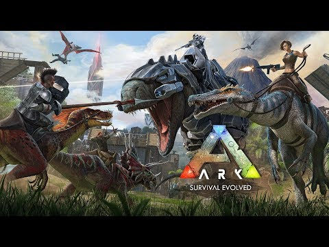 how to download ark center on steam