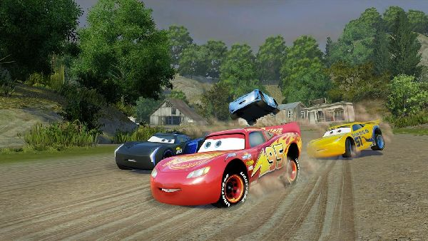 k b cars 3 driven to win xbox one digital code xbox live. Black Bedroom Furniture Sets. Home Design Ideas