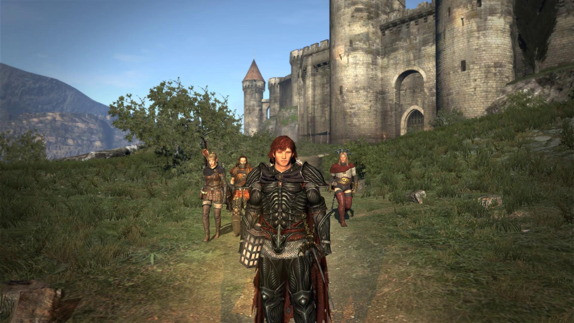 Køb Dragon's Dogma: Dark Arisen PC Spil