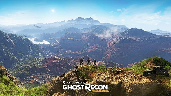 Ghost recon wildlands ps4 digital code