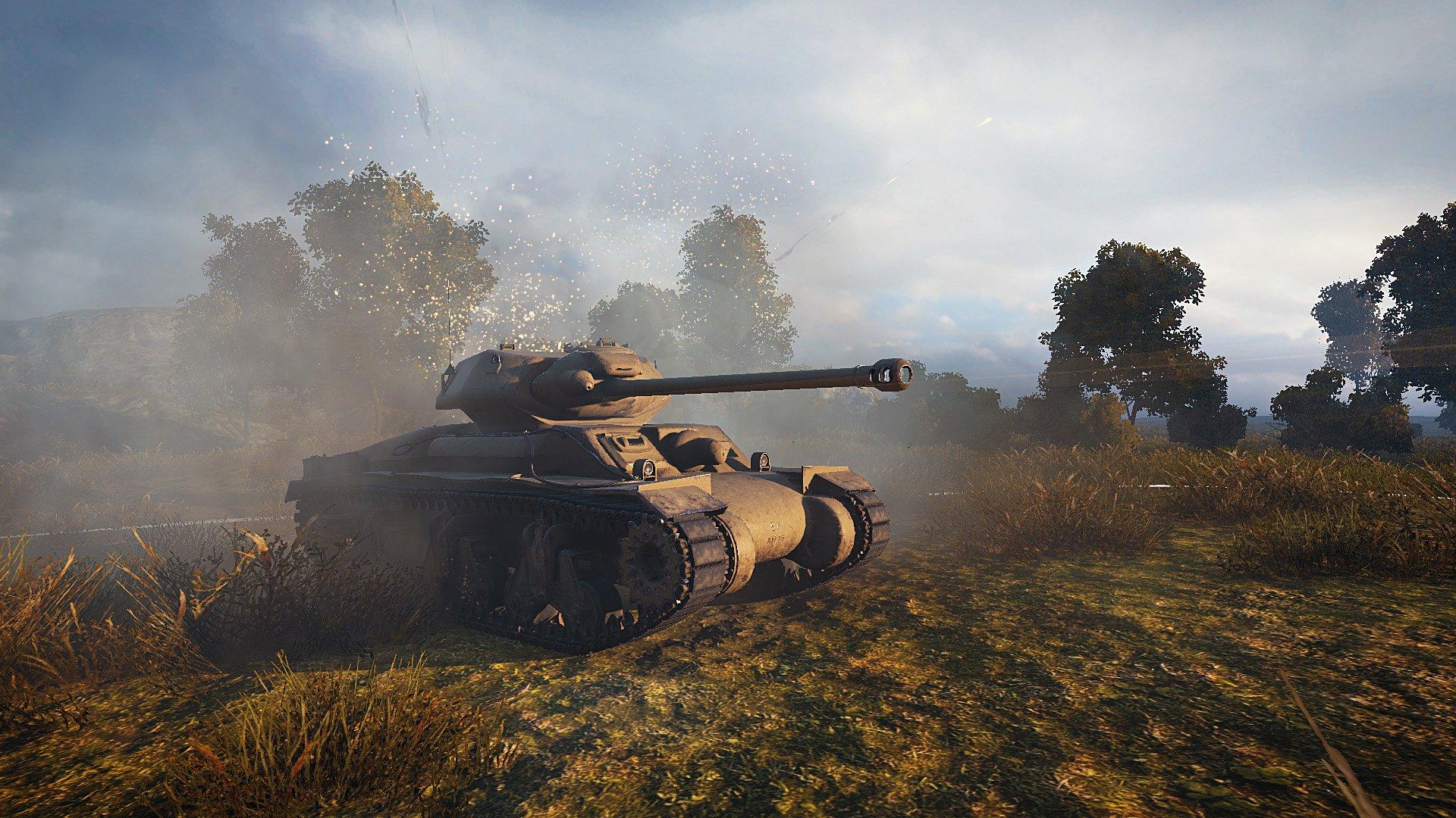 Køb World Of Tanks PC Spil