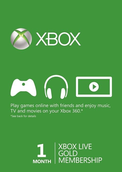 how to buy live membership xbox360